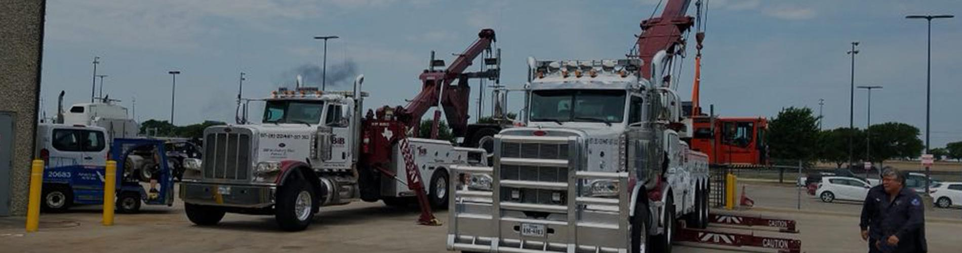 Heavy Haul and Towing Specialists