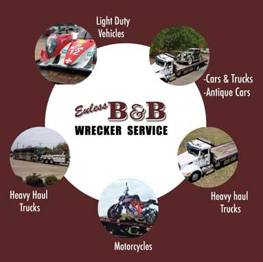 Why Choose Euless Wrecker Towing Service?