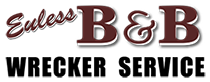 Euless B&B Wrecker Service Logo